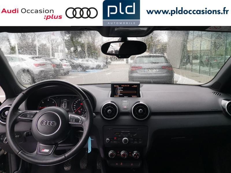AUDI A1 Sportback 1.4 TDI 90ch ultra S line - 5