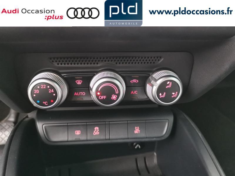 AUDI A1 Sportback 1.4 TDI 90ch ultra S line - 11