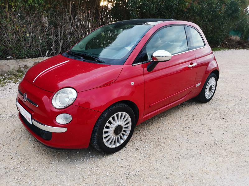 FIAT 500 94127km