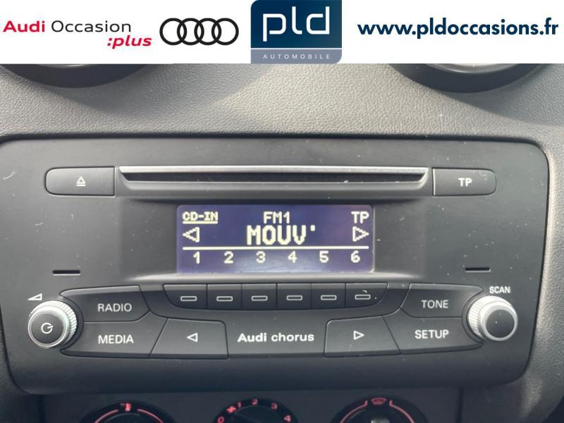 AUDI A1 Sportback 1.0 TFSI 95ch ultra - 7