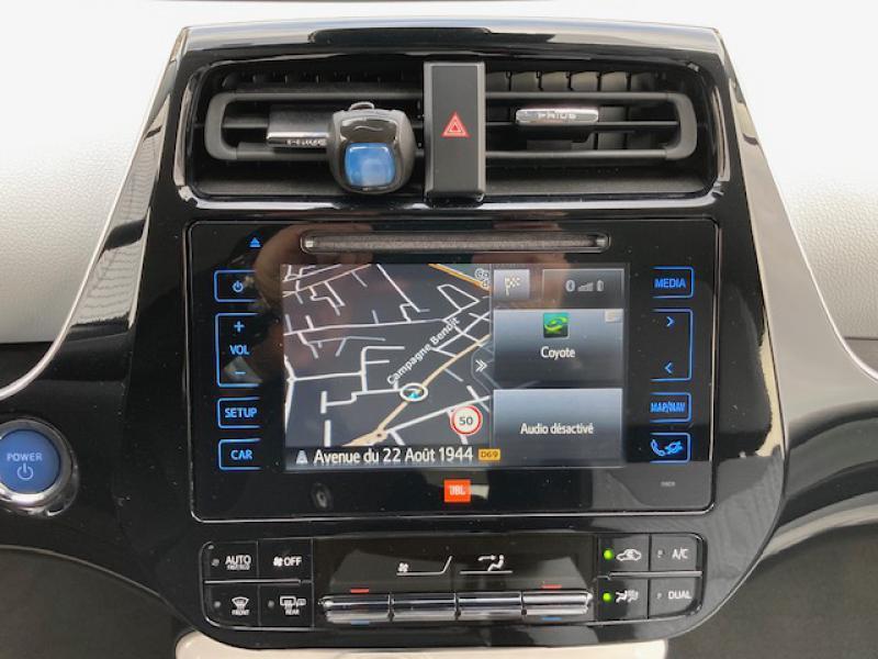 TOYOTA Prius 122h Dynamic Pack Premium - 11