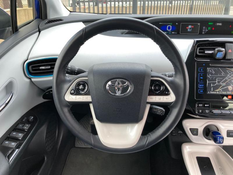 TOYOTA Prius 122h Dynamic Pack Premium - 5