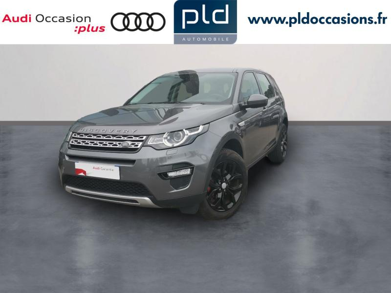 LAND-ROVER Discovery Sport 43917km