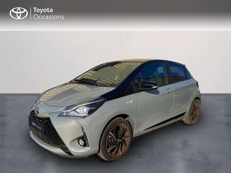 TOYOTA Yaris 100h Collection 5p RC18 -