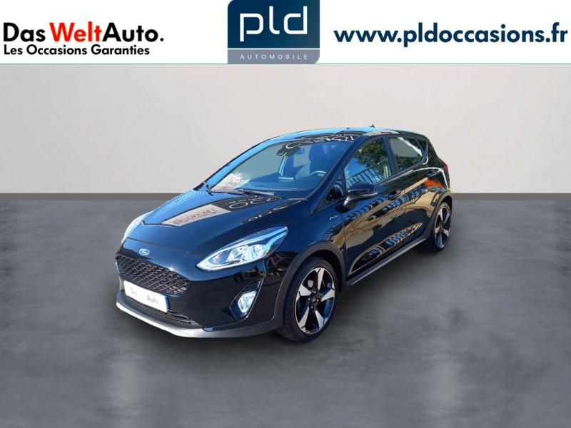 FORD Fiesta Active 44800km