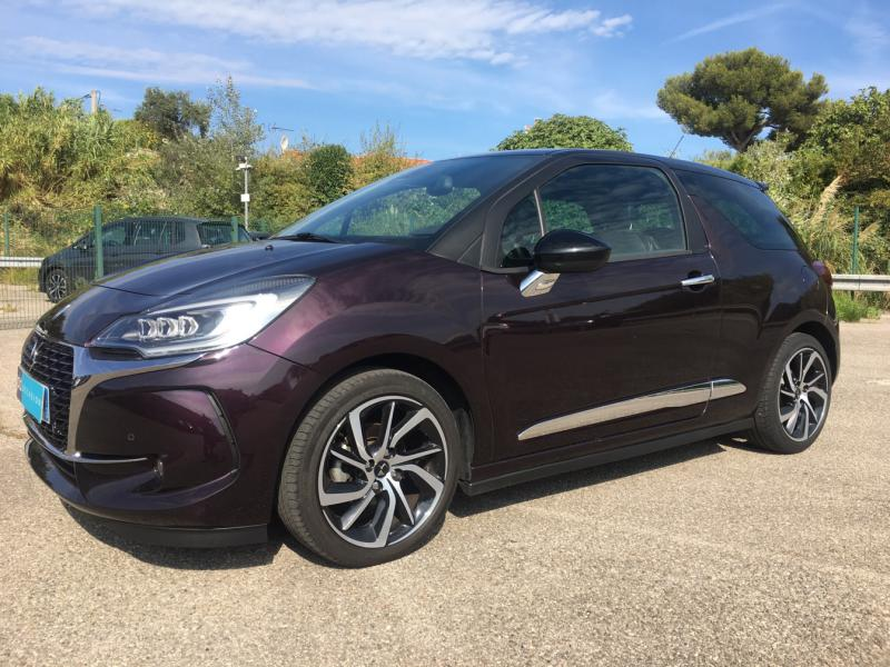 DS DS 3 78500km