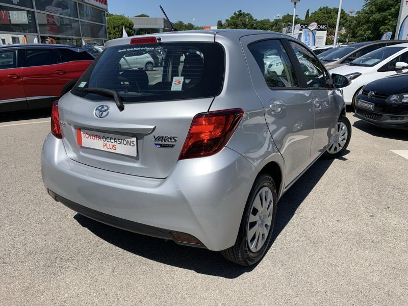 TOYOTA Yaris 69 VVT-i France 5p - 2