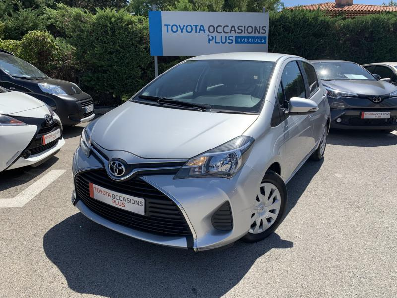 TOYOTA Yaris 69 VVT-i France 5p -