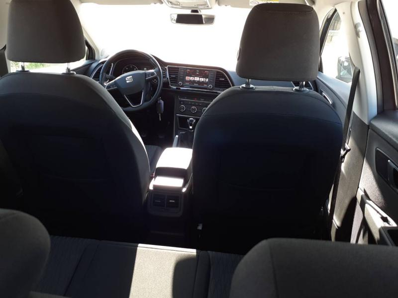 SEAT Leon 1.6 TDI 110ch FAP Ecomotive Style Business - 5