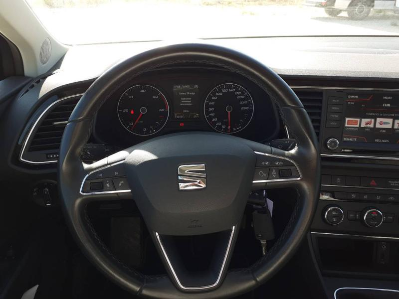 SEAT Leon 1.6 TDI 110ch FAP Ecomotive Style Business - 6