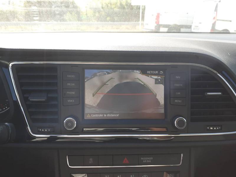 SEAT Leon 1.6 TDI 110ch FAP Ecomotive Style Business - 7