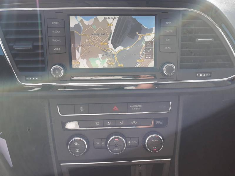 SEAT Leon 1.6 TDI 110ch FAP Ecomotive Style Business - 8