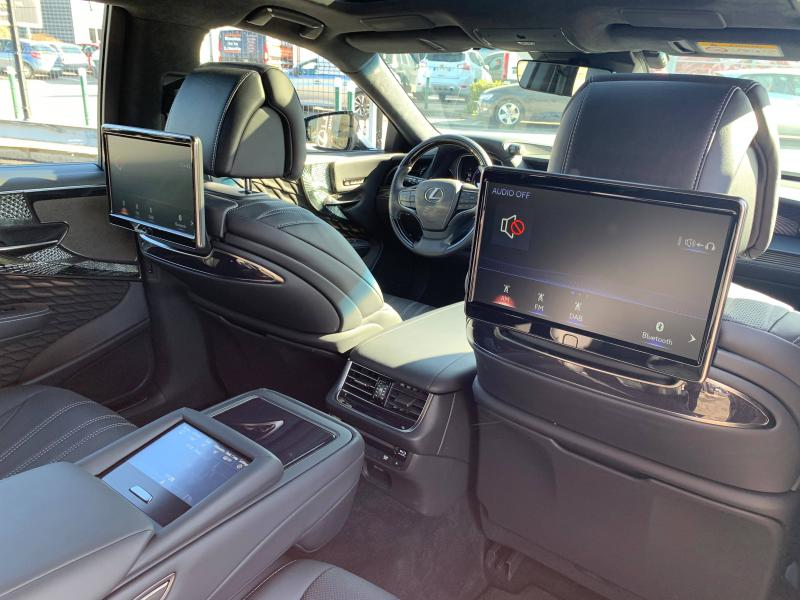 LEXUS LS 500h 359ch Executive 4WD - 17