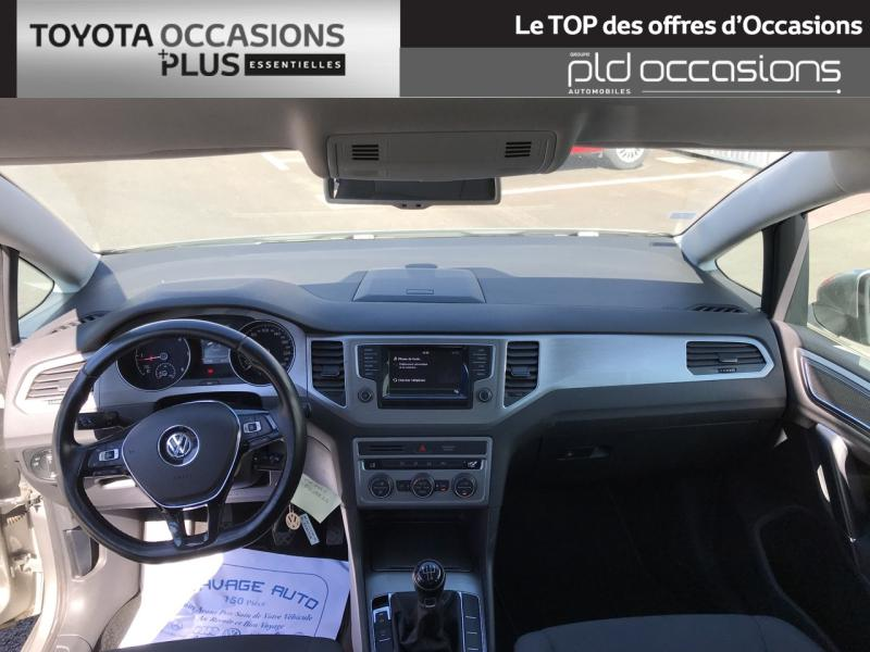 VOLKSWAGEN Golf Sportsvan 1.6 TDI 110ch BlueMotion FAP Confortline - 5