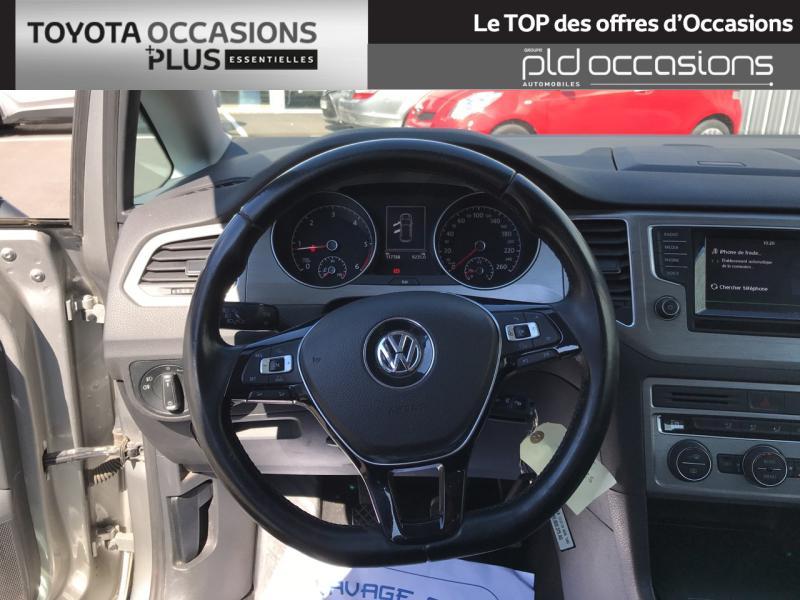 VOLKSWAGEN Golf Sportsvan 1.6 TDI 110ch BlueMotion FAP Confortline - 6