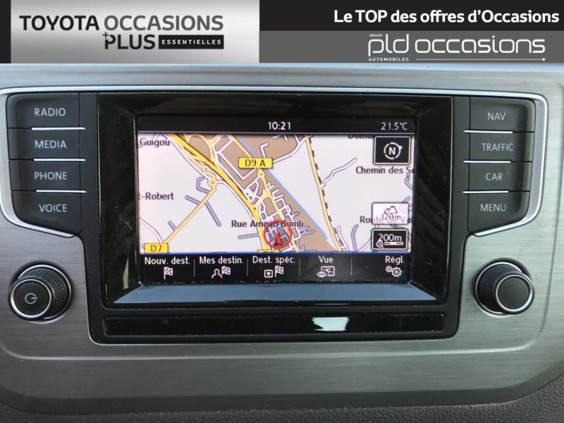 VOLKSWAGEN Golf Sportsvan 1.6 TDI 110ch BlueMotion FAP Confortline - 7