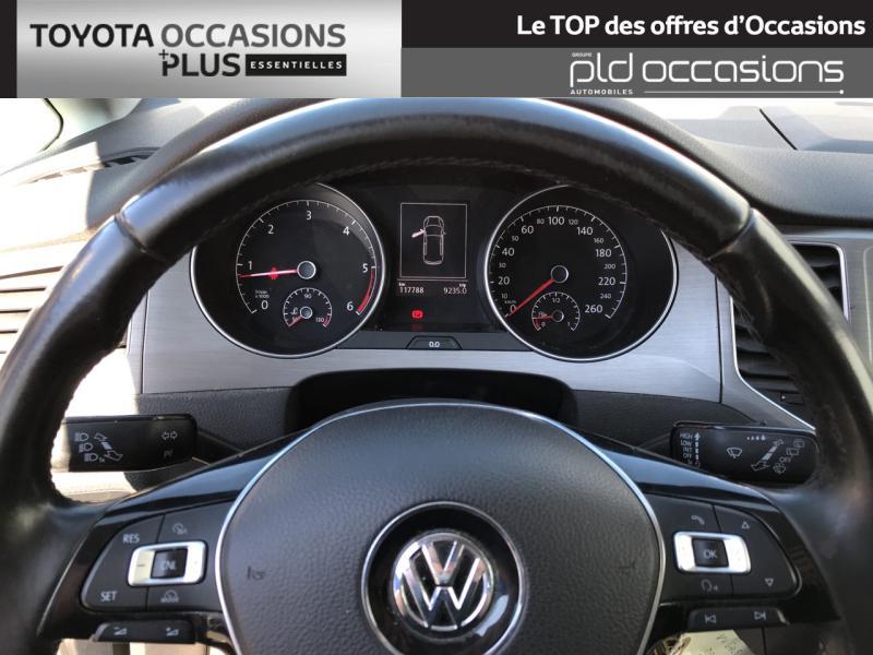 VOLKSWAGEN Golf Sportsvan 1.6 TDI 110ch BlueMotion FAP Confortline - 8