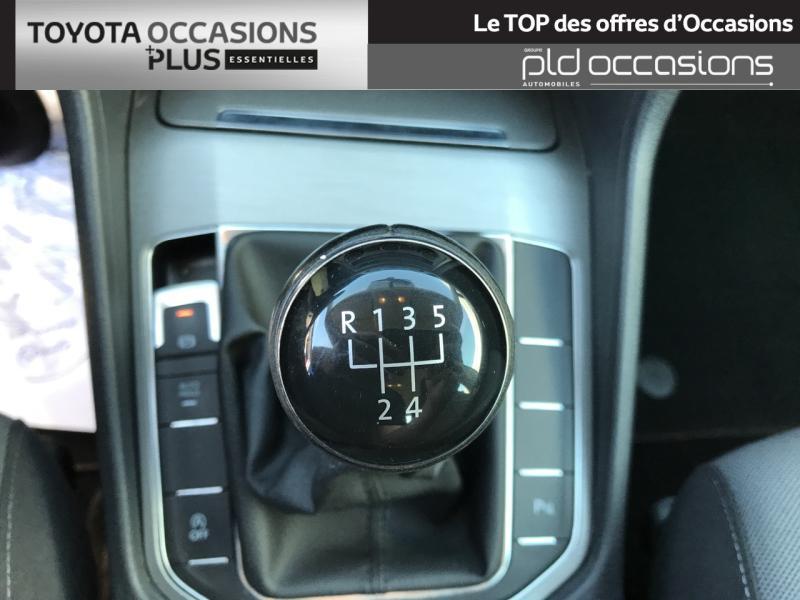 VOLKSWAGEN Golf Sportsvan 1.6 TDI 110ch BlueMotion FAP Confortline - 9