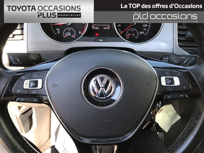 VOLKSWAGEN Golf Sportsvan 1.6 TDI 110ch BlueMotion FAP Confortline - 10