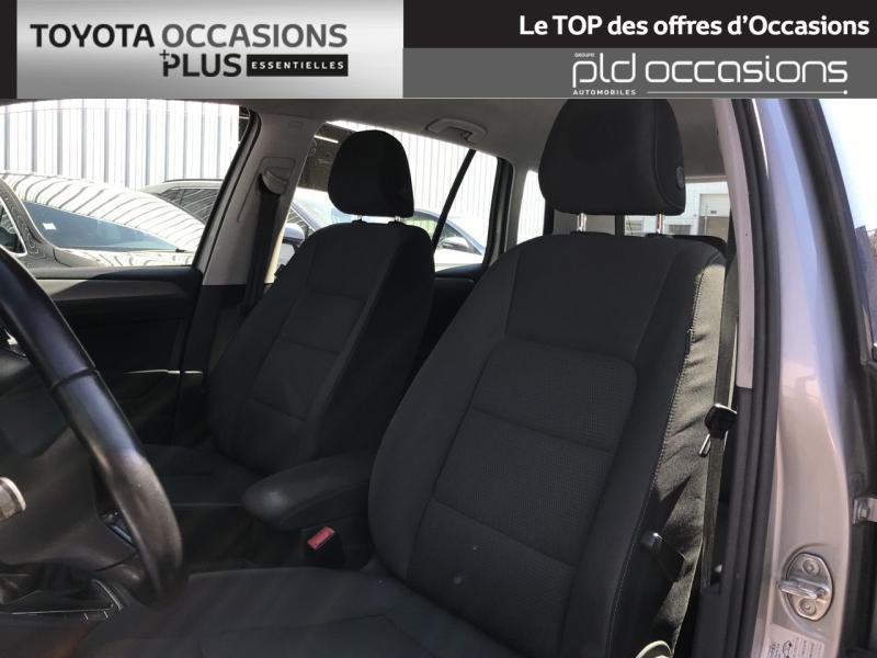VOLKSWAGEN Golf Sportsvan 1.6 TDI 110ch BlueMotion FAP Confortline - 13