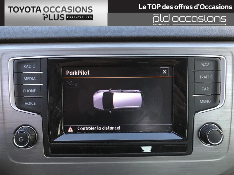 VOLKSWAGEN Golf Sportsvan 1.6 TDI 110ch BlueMotion FAP Confortline - 17