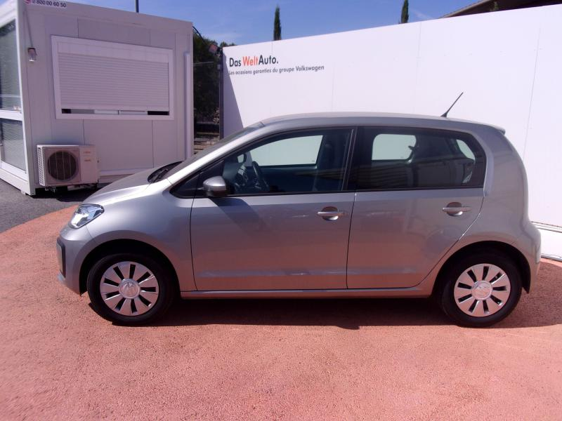 VOLKSWAGEN up! 1.0 60ch BlueMotion Technology up! Connect 5p Euro6d-T - 3