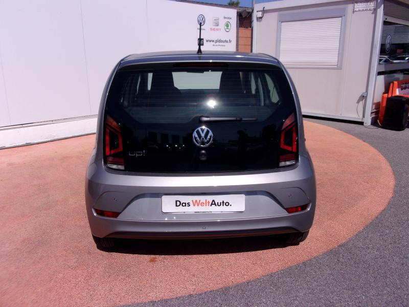 VOLKSWAGEN up! 1.0 60ch BlueMotion Technology up! Connect 5p Euro6d-T - 7