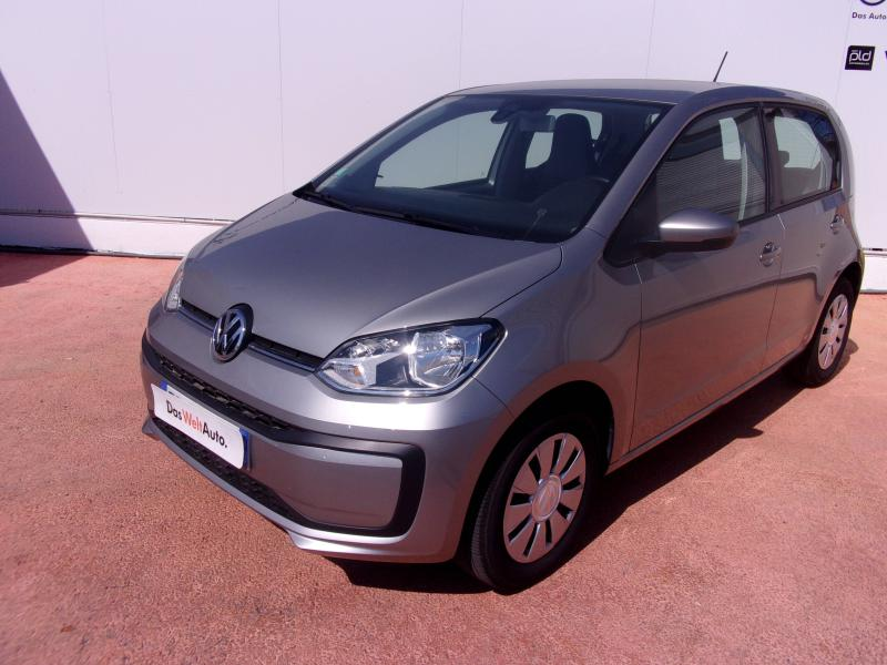 VOLKSWAGEN up! 1.0 60ch BlueMotion Technology up! Connect 5p Euro6d-T -