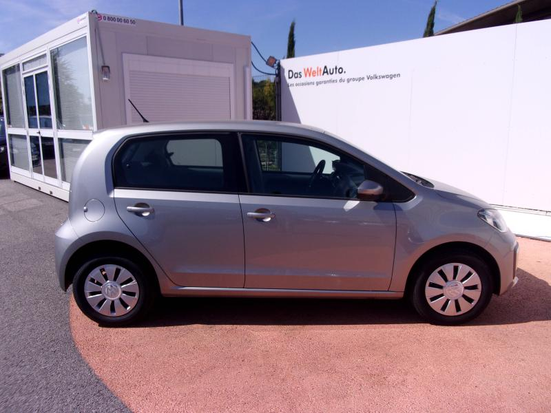 VOLKSWAGEN up! 1.0 60ch BlueMotion Technology up! Connect 5p Euro6d-T - 4