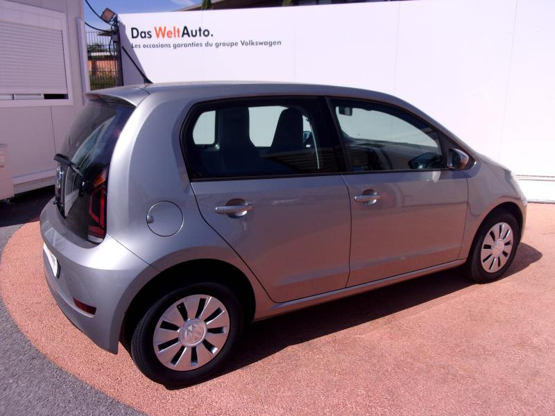 VOLKSWAGEN up! 1.0 60ch BlueMotion Technology up! Connect 5p Euro6d-T - 5