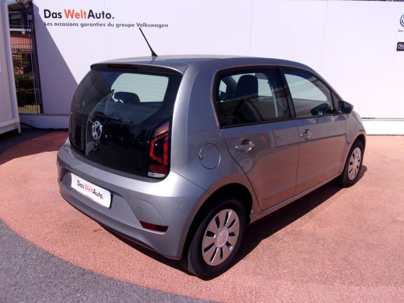 VOLKSWAGEN up! 1.0 60ch BlueMotion Technology up! Connect 5p Euro6d-T - 6