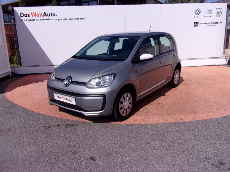 VOLKSWAGEN up! 1.0 60ch BlueMotion Technology Move up! 5p Euro6d-T -