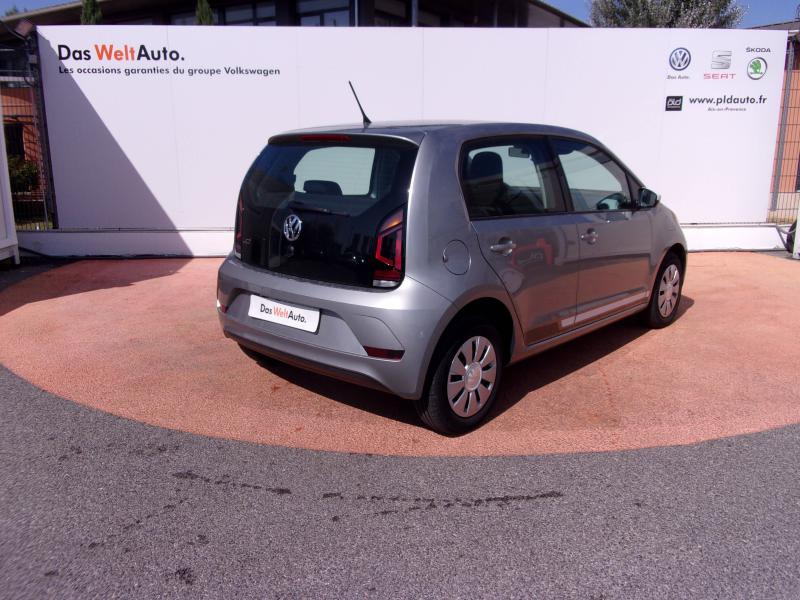 VOLKSWAGEN up! 1.0 60ch BlueMotion Technology Move up! 5p Euro6d-T - 4