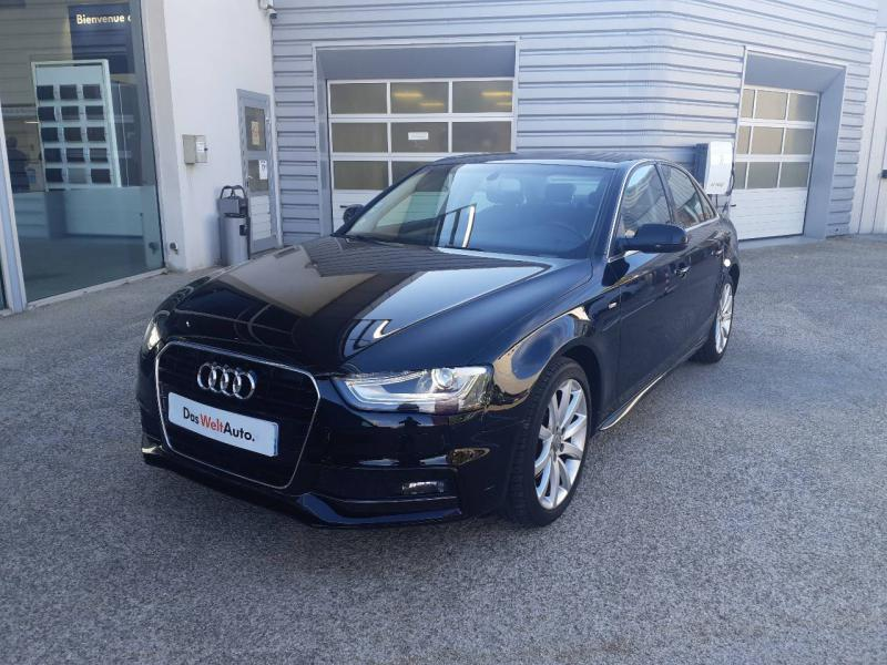 AUDI A4 2.0 TDI 190ch clean diesel DPF Ambition Luxe Multitronic Euro6 -