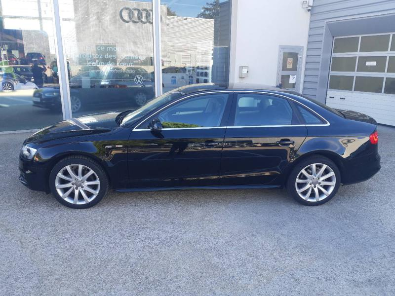 AUDI A4 2.0 TDI 190ch clean diesel DPF Ambition Luxe Multitronic Euro6 - 2
