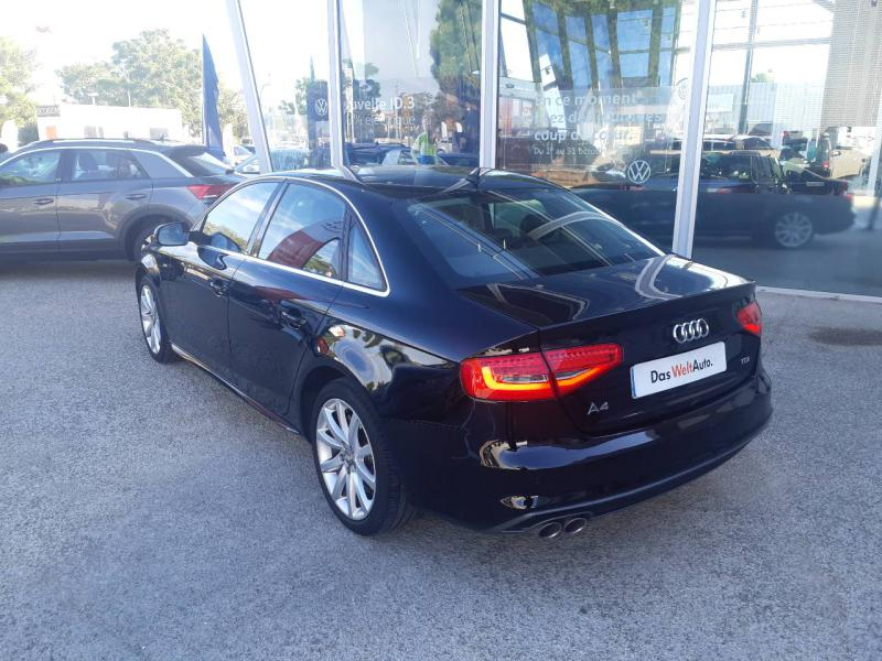 AUDI A4 2.0 TDI 190ch clean diesel DPF Ambition Luxe Multitronic Euro6 - 3