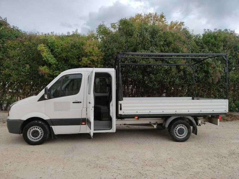 VOLKSWAGEN Crafter CCb 35 L2 2.0 TDI 136ch Double Cabine Business Line Plateau - 7