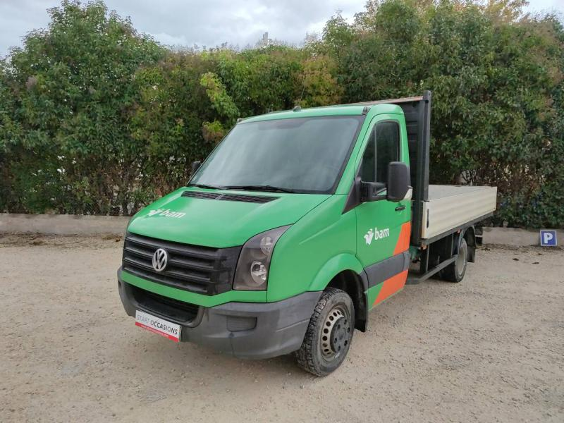 VOLKSWAGEN Crafter CCb 82123km